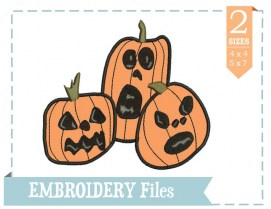 Jackolanterns-Applique-Embroidery-Pattern-Design