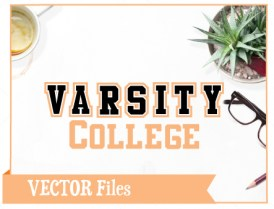 Varsity-College-Athletic-SVG-Font